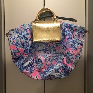 Lilly Pulitzer Packable Weekender